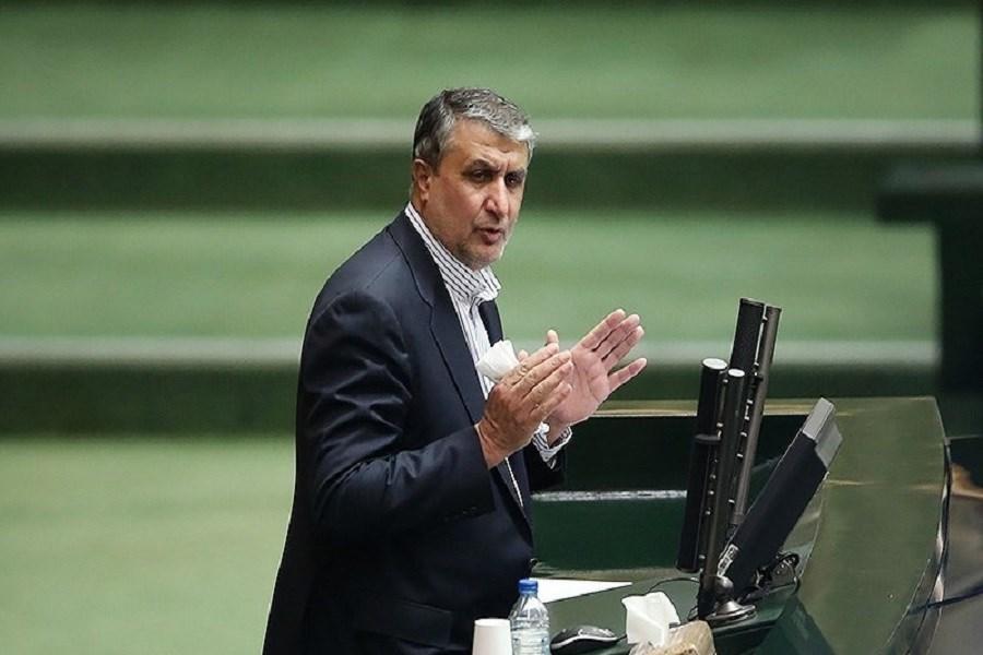 پاسخ وزیر راه مجلس را قانع کرد