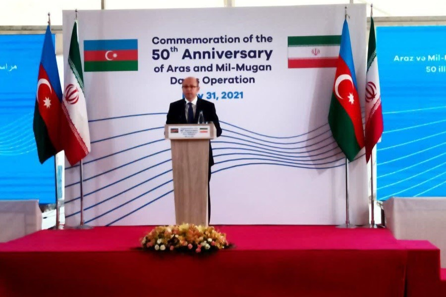 مرز ارس مرز برادری و دوستی بین۲کشور ایران و آذربایجاناست