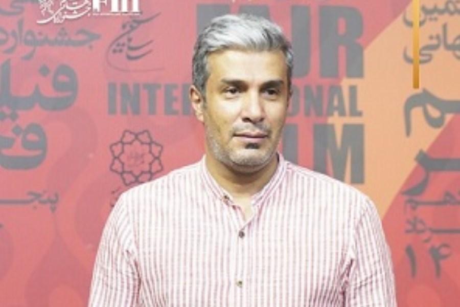 آریا عظیمی نژاد در جشنواره جهانی فیلم فجر