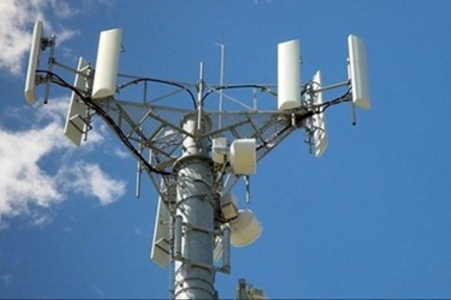 ارتقاء ایستگاه تلفن همراه ۱۶۵ خانوارروستایی  دربخش رودبارالموت غربی شهرستان قزوین