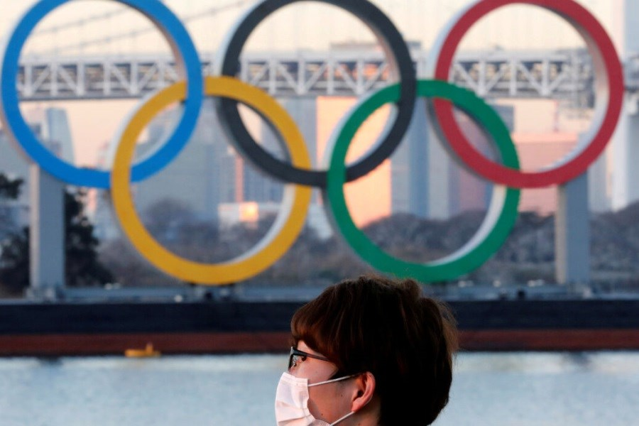 ورود اولین گروه از ورزشکاران المپیک به ژاپن