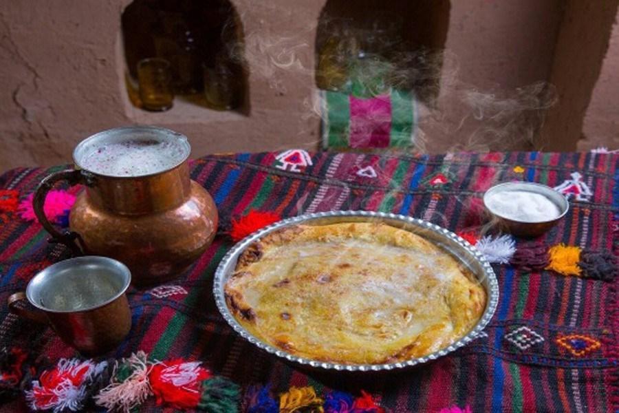 فتیرمسکه، خوراک محلی خراسان شمالی