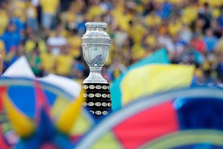قطعی نبودن میزبانی برزیل از  کوپا آمهریکا