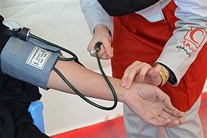 تصویر  بهره مندی 587 نفر از خدمات کاروان سلامت در سیستان و بلوچستان