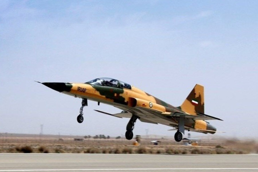 شهادت 2 خلبان در حادثه هواپیمای آموزشی دزفول