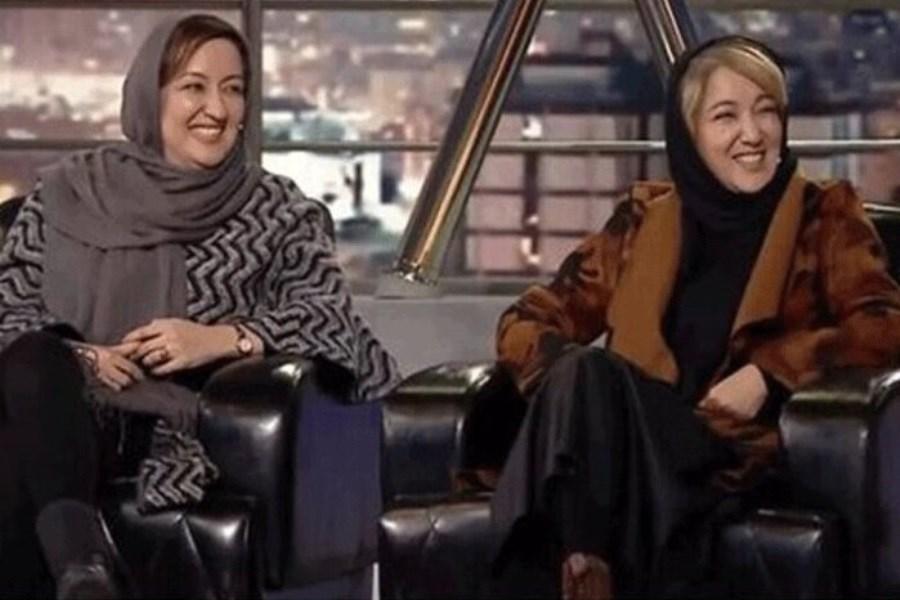 اظهارنظر عجیب خواهر پانتهآ بهرام در برنامه همرفیق + فیلم