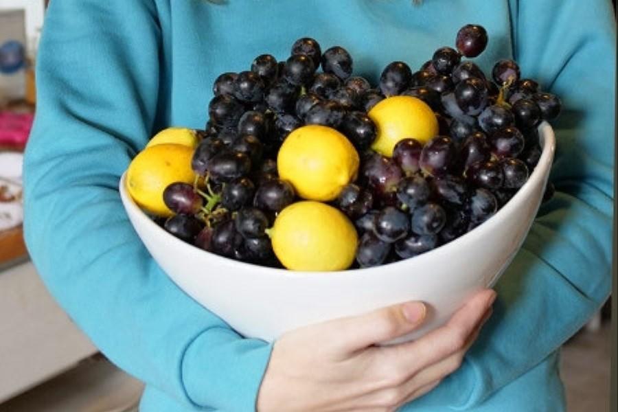 رژیم لاغری با انگور