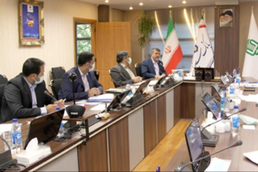 تفاهم نامه همکاری بین بانک سینا و بنیاد علوی امضا شد