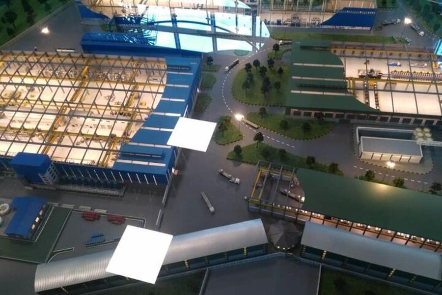 بهره برداری از مجتمع فولاد گیلان؛ بزرگترین تولید کننده بخش خصوصی کشور