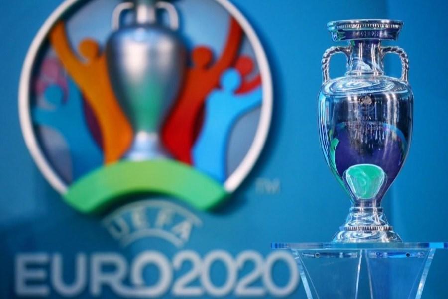 تصویر اسامی بازیکنان برای مسابقات یورو 2020 اعلام شد
