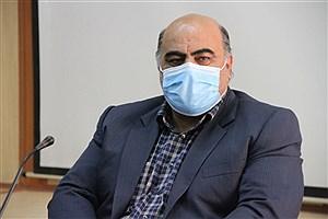 تصویر  واکسیناسیون اعضای شعب انتخاباتی قزوین