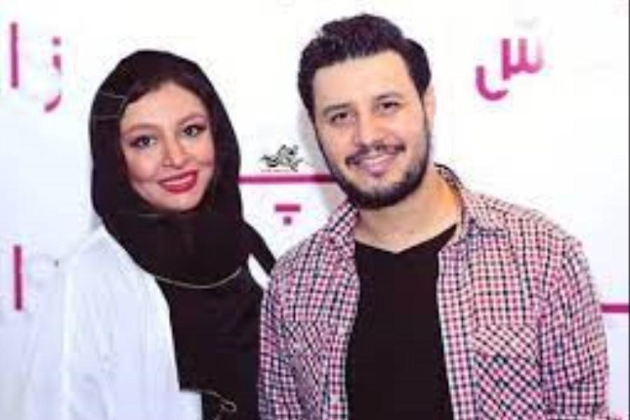 رستوران جواد عزتی و همسرش در میرداماد
