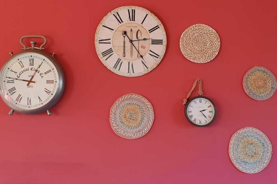 نقش ساعت در داشتن خانهای زیبا