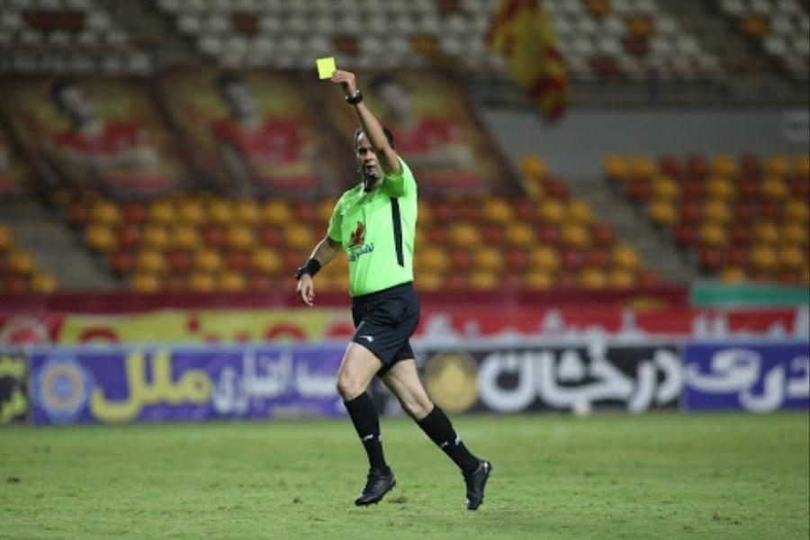 اسامی داوران مرحله نیمه نهایی جام حذفی