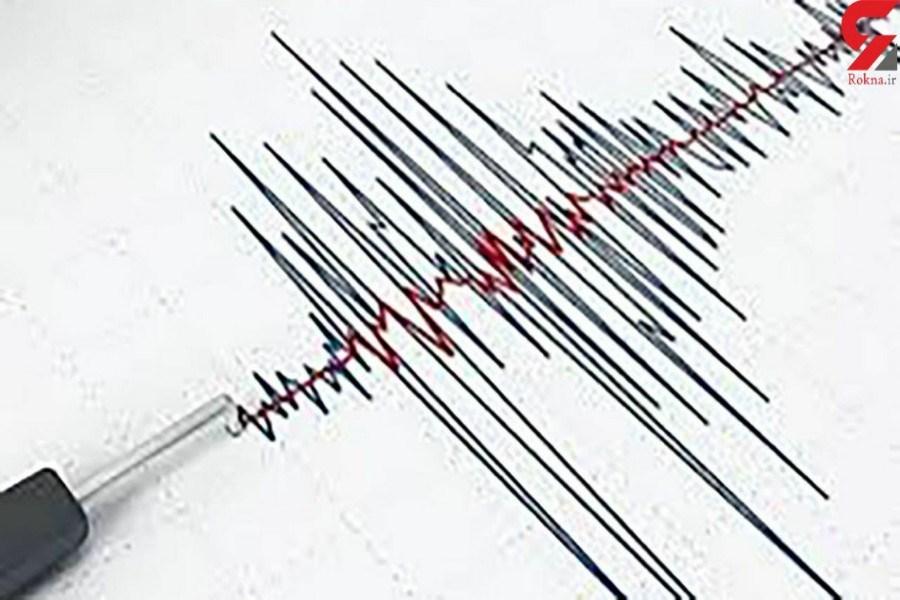 تصویر زمینلرزه در آذربایجان غربی به بزرگی ۴.۱ ریشتر