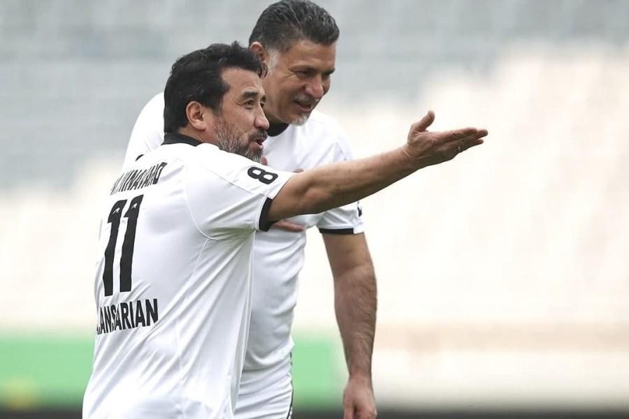 علی دایی شناسنامه فوتبال ایران است