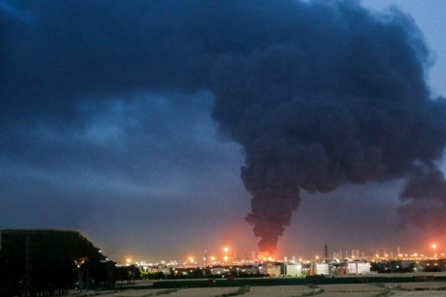 علت صدای انفجار در پالایشگاه تهران چیست؟