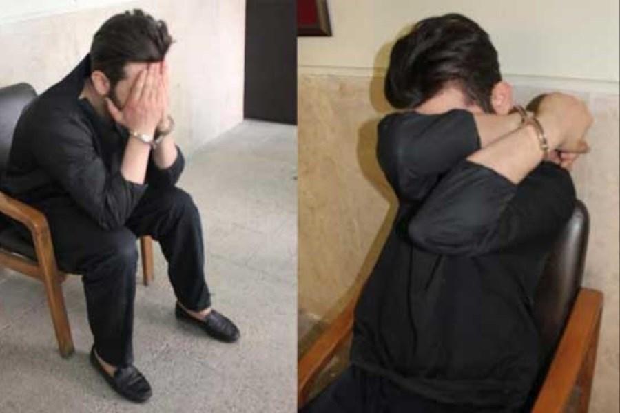 بازداشت خواستگار به دلیل انتشار عکس های خصوصی دختر