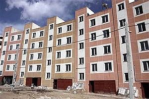 تصویر  2 هزار و534 واحد مسکن ملی در اردبیل احداث شد