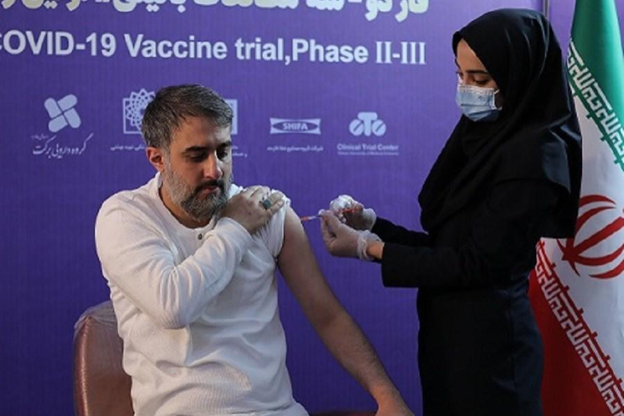 حمایت چهرههای هنری، مذهبی و ورزشی از واکسن ایرانی