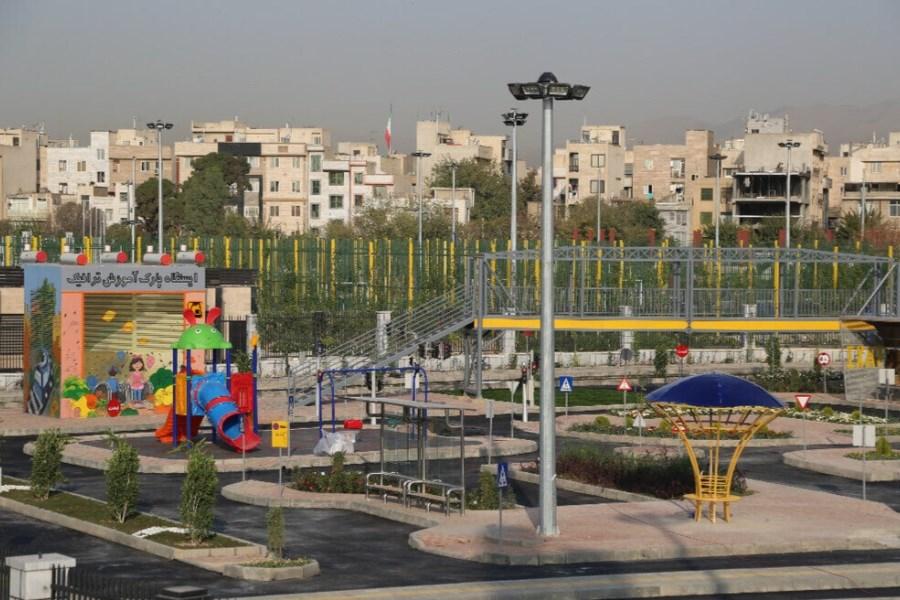 هزینه  ۳۶۵ میلیارد ریالی تملک و اجرای پارک ترافیک تبریز