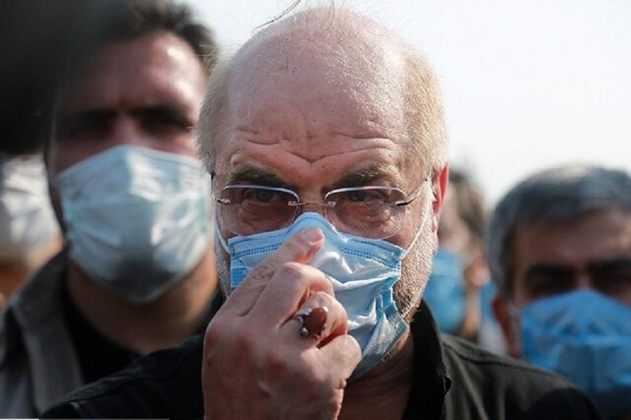 بازدید قالیباف از کارخانه تولید نخستین واکسن ایرانی کرونا