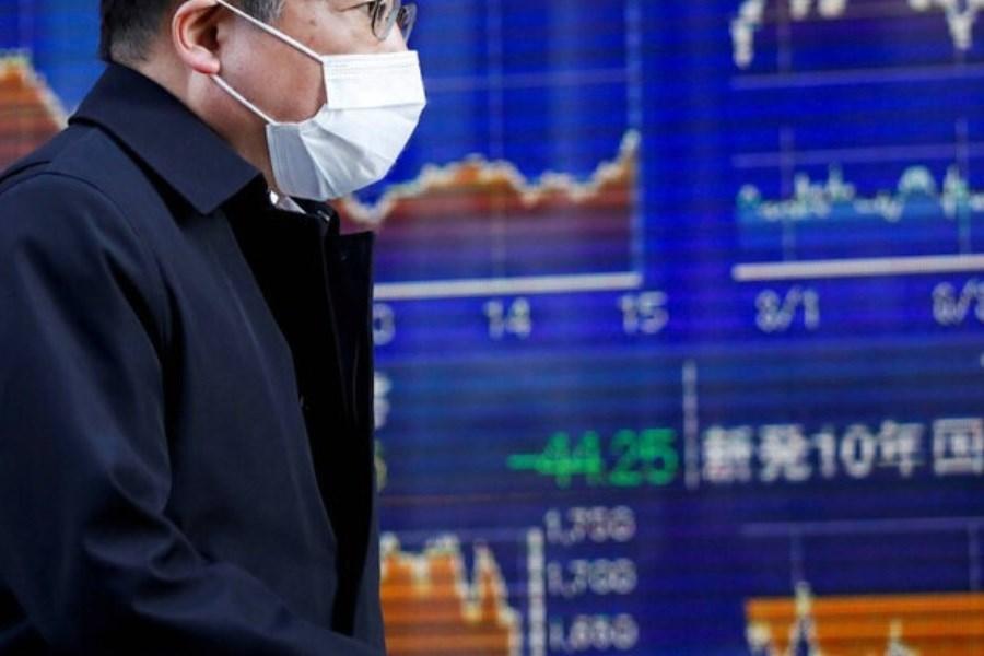 تصویر سهام آسیا صعود کرد