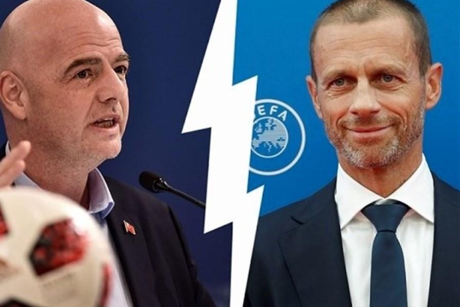حمایت وزیر دادگستری سوئیس از سوپرلیگی ها در برابر یوفا و فیفا