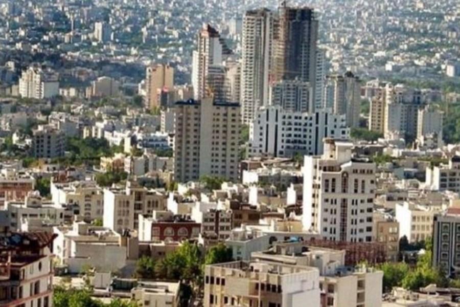 افت ۱۶ درصدی قیمت خانه در تهران