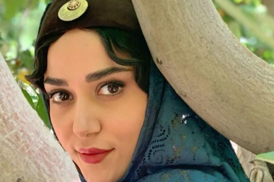 پریناز ایزدیار در نقش سوگلی قبله عالم در «جیران»