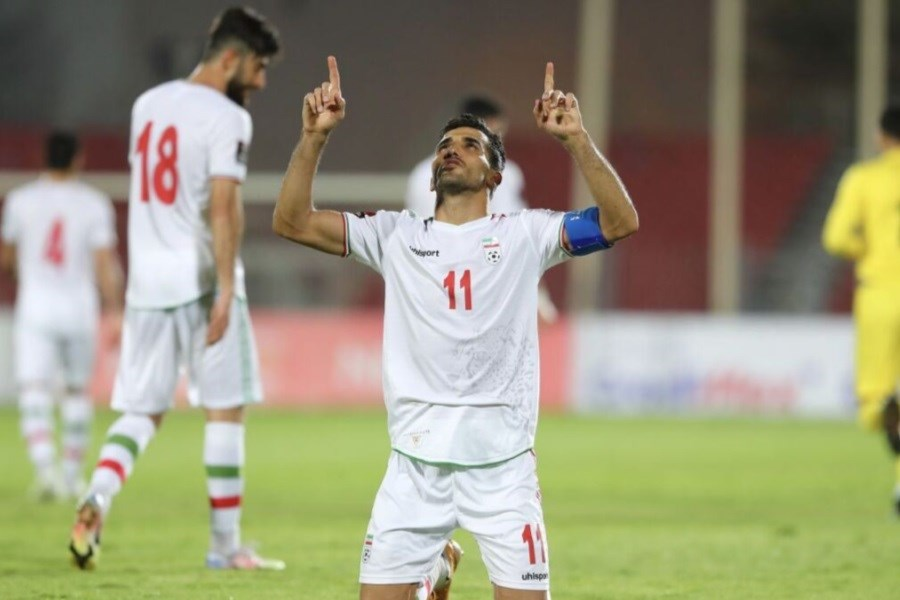 ملی پوشان فوتبال ایران پاداش گرفتند