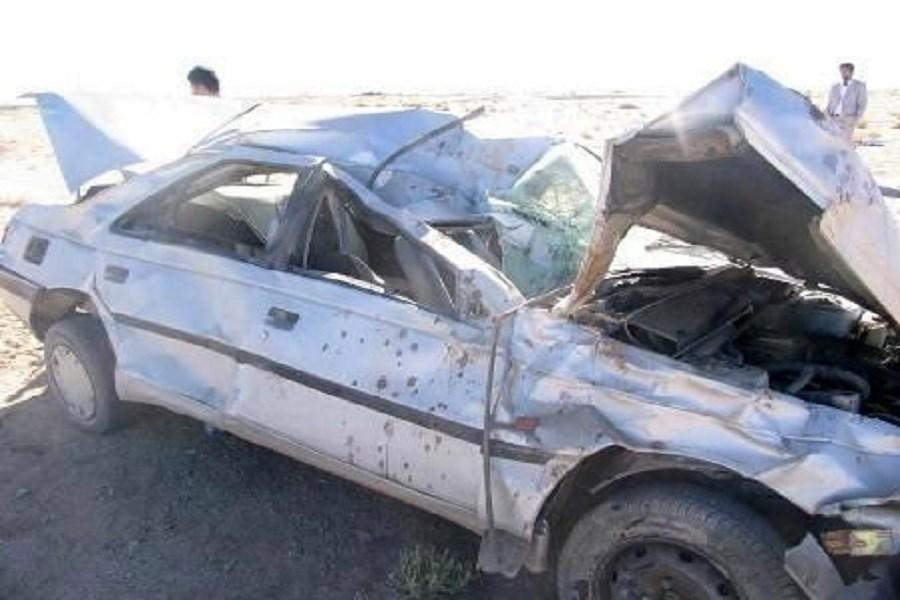 تصادف خودروی مسروقه، پس از سرقت