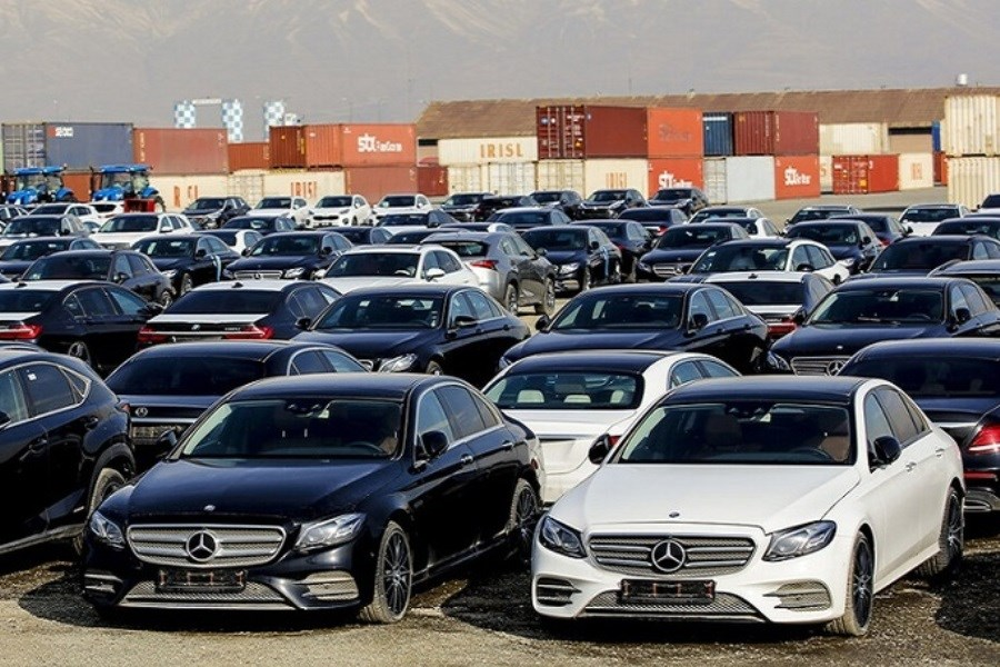 تصویر خودروهای توقیفی از فردا ترخیص میشوند