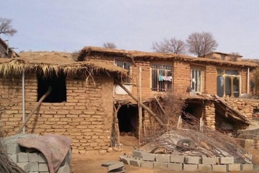 تصویر مقاوم سازی۵۰ هزار واحد روستایی در مقابل زلزله
