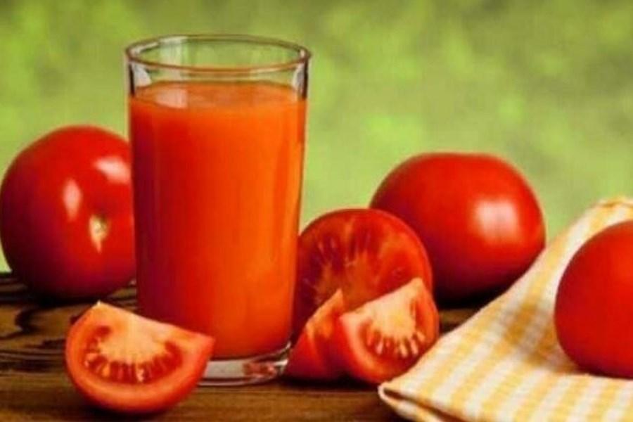 تصویر تاثیر آب گوجه فرنگی در کاهش خطر حمله قلبی