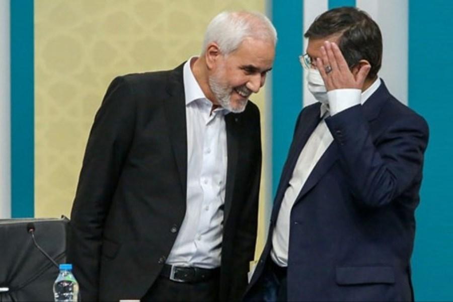 تصویر رقابت پنهان مهرعلیزاده و همتی برای جلب نظر جبهه اصلاحات
