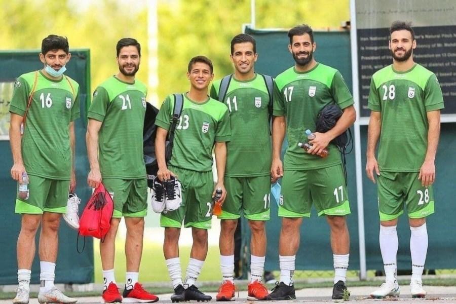 دوستی سرخابیها در تیم ملی