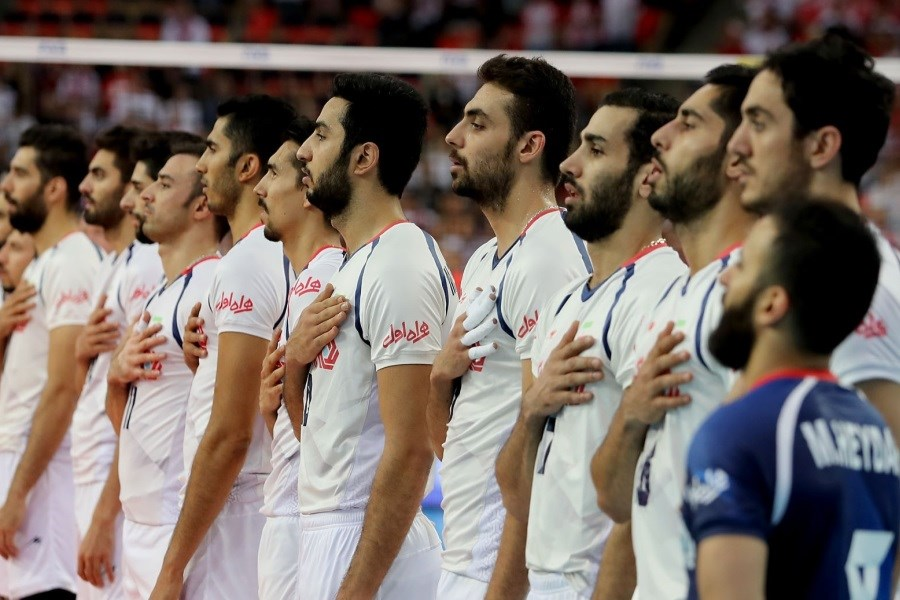 تصویر ترکیب تیم ملی ایران برابر آمریکا اعلام شد