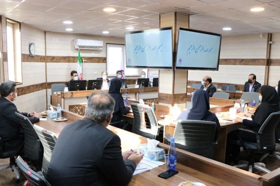 تصویر ارائه خدمات متفاوت هدف گذاری 1400 در بانک ایران زمین