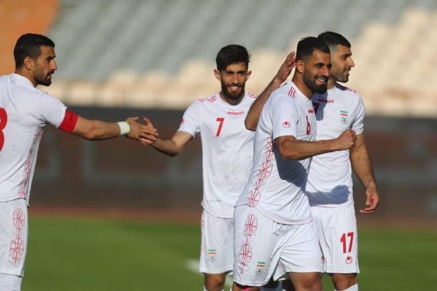 تاثیر ملی پوشان پرسپولیسی در موفقیت تیم ملی