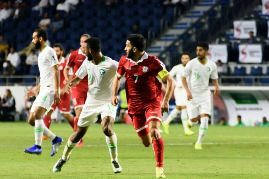 تصویر ترکمنستان با شکست لبنان کمک زیادی به تیمهای دوم گروهها کرد