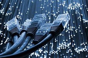 تصویر  حجم پهنای باند اینترنت در خوزستان 5 برابر شد