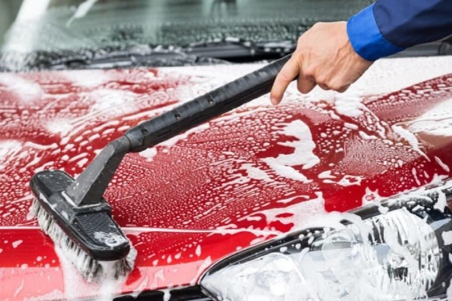 تصویر ترفندهایی برای تمیز کردن خودرو