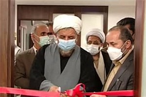 تصویر  افتتاح شعبه طلایه داران صلح و سازش در اتاق بازرگانی قزوین