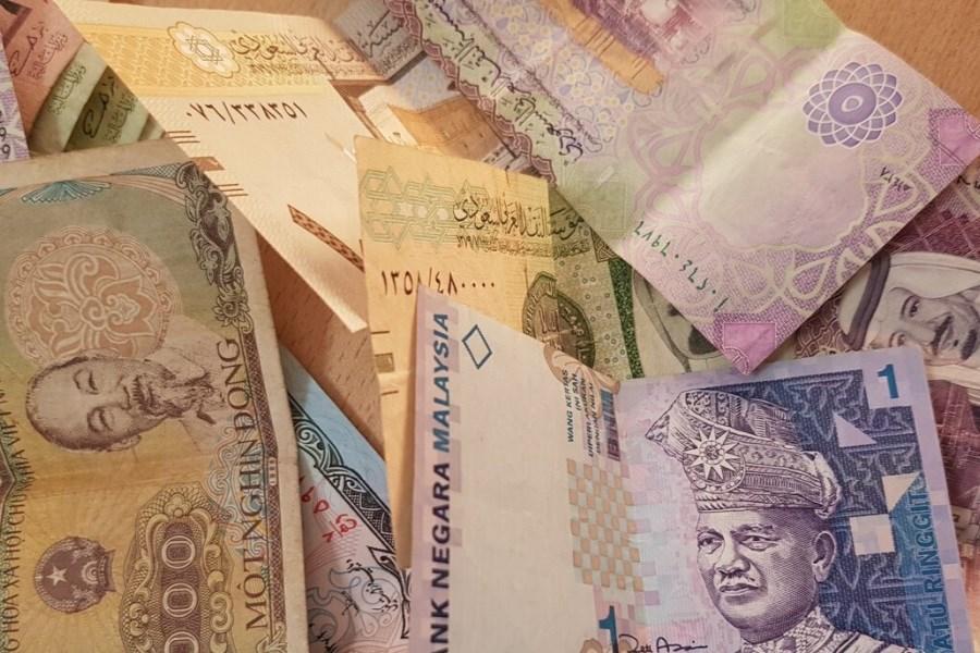 تصویر قیمت 16 ارز بین بانکی افزایش یافت