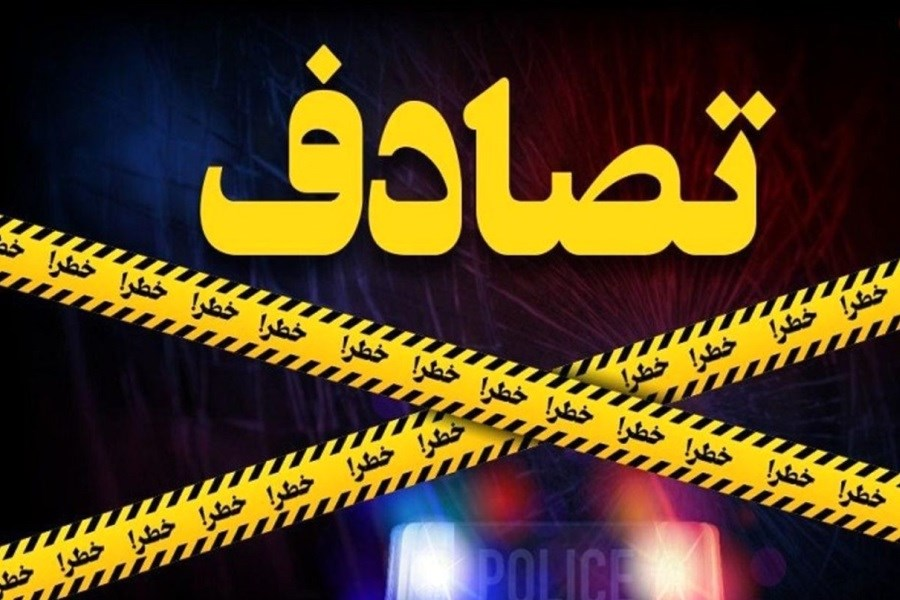 تصادف زنجیرهای مرگبار تریلی و ۹ خودرو در جنوب تهران
