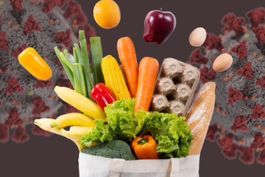 ارتباط رژیم غذایی گیاهی در کاهش شدت بیماری کووید ۱۹