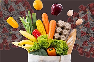 تصویر  ارتباط رژیم غذایی گیاهی در کاهش شدت بیماری کووید ۱۹