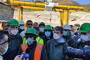 تصویر  500 میلیارد تومان برای اتمام پروژه حفاری تونل انتقال آب به دریاچه ارومیه اختصاص یافت