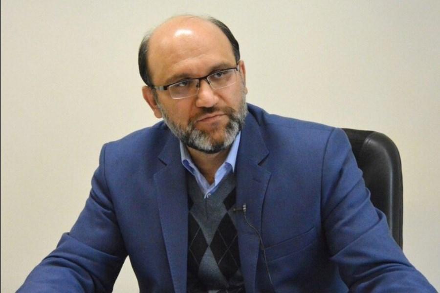 بازدید مسعود طاهری از امکانات باشگاه پرسپولیس
